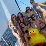 bachelorette sailing trip