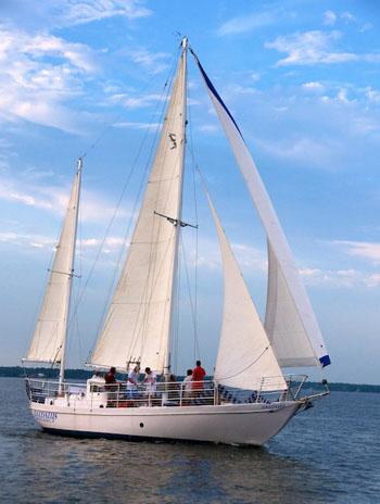 Sailing Trip Orange Beach